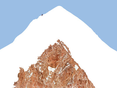 Olivo Barbieri, 'Alps - Geographies and People #19', 2012