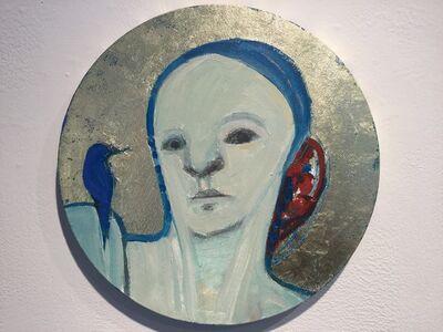 Selina Trieff, 'Blue Cap, Blue Bird', 2006