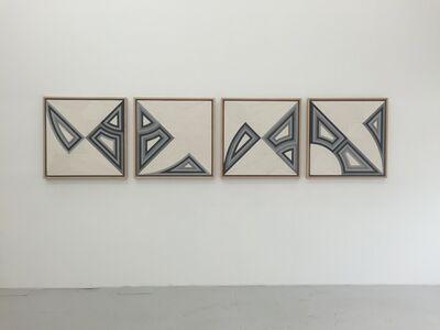 Eduardo Terrazas, 'Possibilities of a Structure: Cosmos 1.2.229', 2016