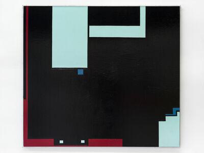 Olle Baertling, 'Univers en formation', 1951