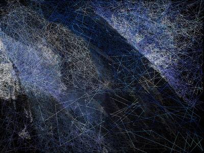 Hubert Blanz, 'public tracks, still 30', 2010