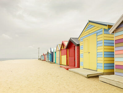 Josef Hoflehner, 'Bathing Boxes', 2012