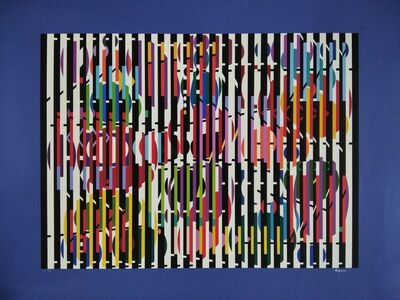 Yaacov Agam, 'Untitled', ca. 2000