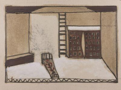 Andrzej Jackowski, 'Drawing 46 from The Voyage', 2011