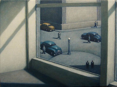 Michael Chapman, 'Metropolis Morning', 2017