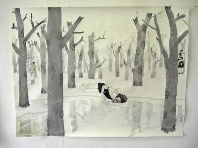 Gino Rubert, 'El llac i els crits', 2010