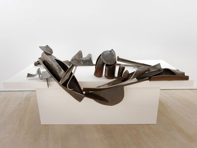 Anthony Caro, 'Table Piece: Flower Dust   ', 1989-1990