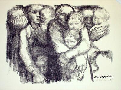 Käthe Kollwitz, 'Mütter (Mothers)', 1919