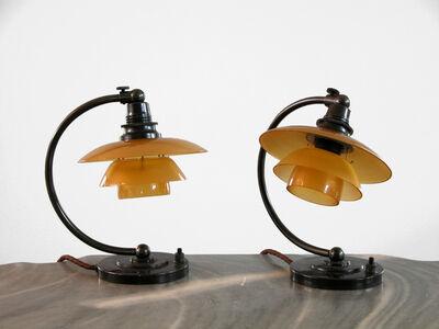 Poul Henningsen, 'Adjustable Bedside Table Lamp', ca. 1933 -1939