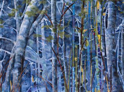 Lauren Jones Worth, 'BABA BLUE', 2017