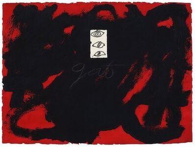 Antoni Tàpies, 'Gat'