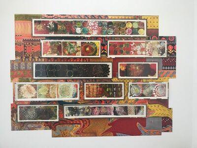 Judy Pfaff, 'Wall Install - Year of the Rat', 2018