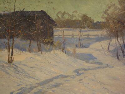 Aleksandr Timofeevich Danilichev, 'March', 1987