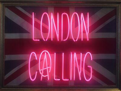 Illuminati Neon, 'London Calling', 2018