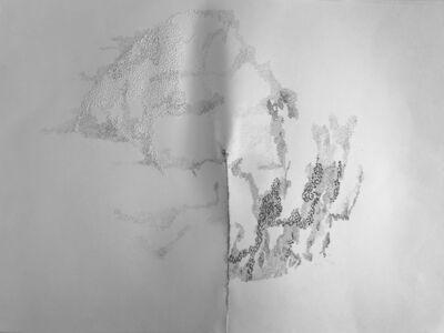Safaa Erruas, 'Ink On Paper 9', 2019-2020