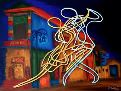 Silvia Ferreira, 'Tango em La Boca'
