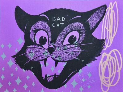 Peter Mars, 'Bad Cat', 2018