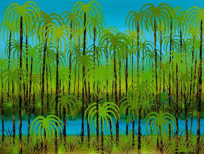 Peter Coad, 'Rainforest - Byron Bay series'