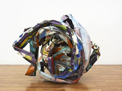 John Chamberlain, 'Avery Fair', 1992