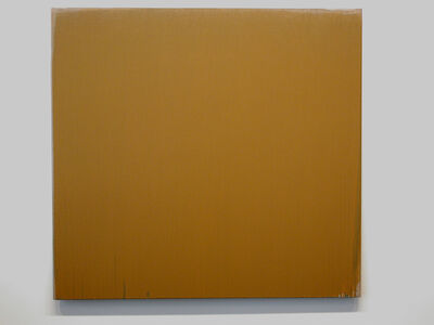 Joseph Marioni, 'Sienna Painting', 2013