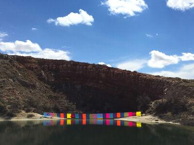 Rachel Hayes, 'Mirror Lake', 2015