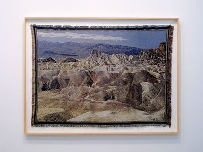 Piero Golia, 'Postcards from The Edge (palmhills)', 2006