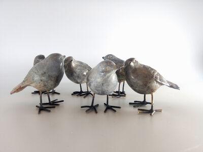 Gonul Nuhoglu, 'Little bird in my hand, I don't eat for today. (Oktay Rıfat)', 2019