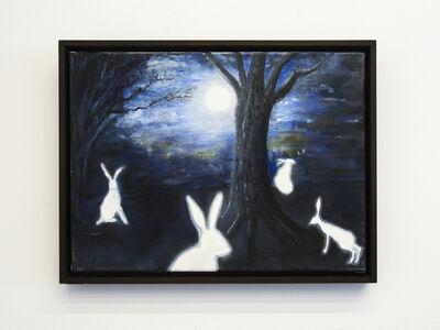 David Harrison, 'Moon Travellers', 2011