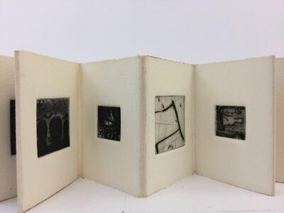 """Klaus Lutz, 'Robert Walser """"Der Dichter""""', 1979"""