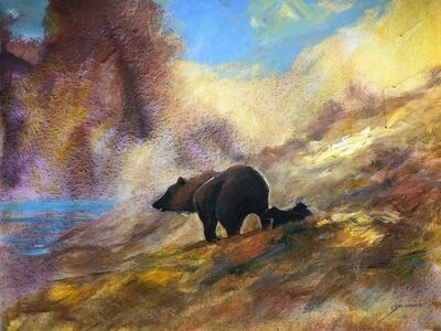 Michael Schofield, 'Bear', Unknown