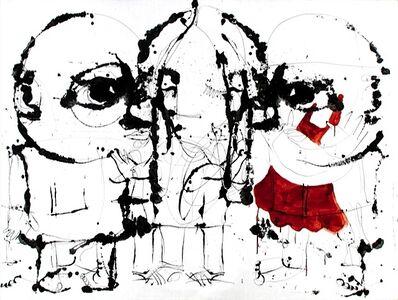 Danilo Bucchi, 'Due occhi per una donna', 2010