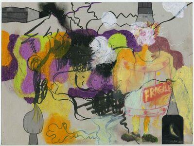 Rafael Delacruz, 'Fragile Eraser Head', 2019