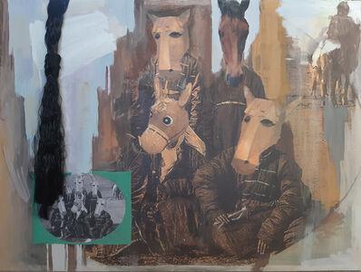 Smail Bayaliyev, 'Nomads', 2018
