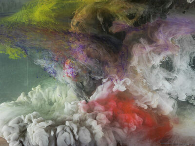 Kim Keever, 'Abstract 9069', 2015