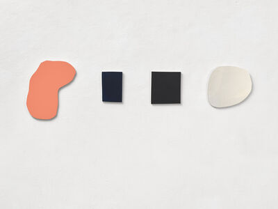 Imi Knoebel, 'Elemente S.1', 2018
