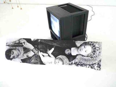 Ulrike Rosenbach, 'SALTO MORTALE I', 1978