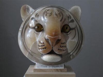 Jean-Marie Fiori, 'TIGER HEAD', 2010