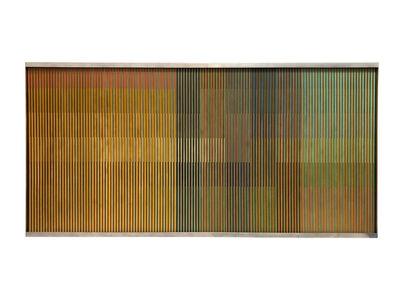 Carlos Cruz-Diez, 'Physichromie 694', 1973