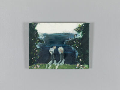 Genieve Figgis, 'Ladies by the Sea', 2014