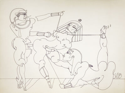 Steven Arnold, 'Untitled', 1975