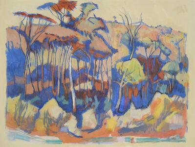 Guy Stuart, 'Steeply Rising Forest, Lerderderg', 2017