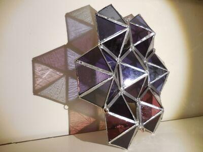 Justin Tyner, 'Purple Prism ', 2018