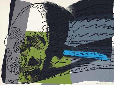 Andy Warhol, 'SKULL II.160', 1976