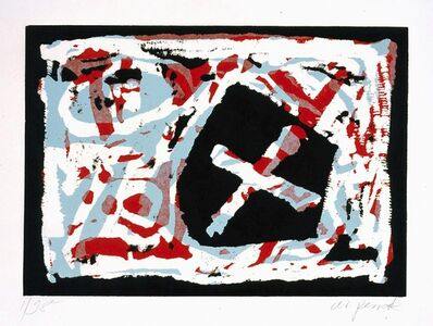 A.R. Penck, 'Untitled (1995)', 1995
