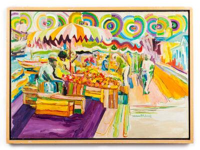 Wadsworth Jarrell, 'Shore Market', 1968