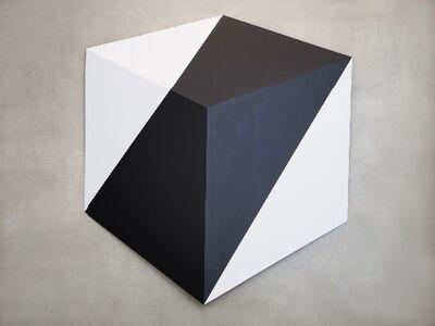 Moshé Elimelech, 'Black Slope', 2014