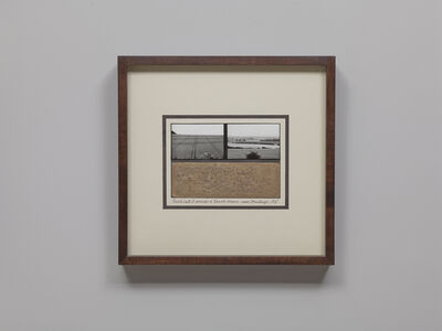 Michelle Stuart, 'Cultivated Marks & Earth Draws Near Stonehenge', 1980-1981