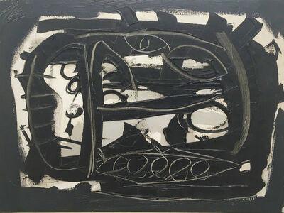 Antonio Saura, 'Retrato 112', 1960
