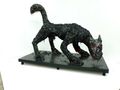 Jason Tecson, 'Hyena', 2014