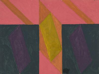 Michael Kidner, 'Lozenges', 1960